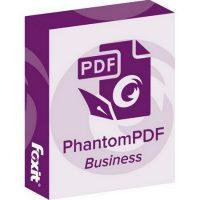 برنامج تحويل وإنشاء ملفات بى دى إف | Foxit PhantomPDF Business 9.1.0.5096