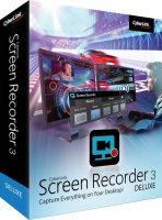 برنامج تصوير شاشة الكومبيوتر | CyberLink Screen Recorder Deluxe 3.0.0.2930