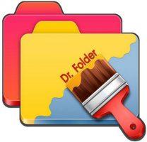 برنامج تغيير شكل الفولدرات | Dr. Folder 2.5.2.2