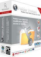 برنامج حماية المجلدات والملفات بكلمة سر | Folder Protect 2.0.5