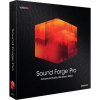 برنامج ساوند فورج 2018 | MAGIX Sound Forge Pro 12.0 Build 29