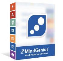 برنامج عمل الخرائط الذهنية | MindGenius Business 2018 7.0.1.6957