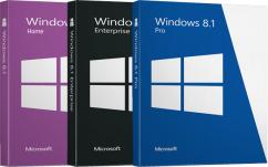 تجميعة إصدارات ويندوز 8.1 بتحديثات إبريل 2018 | Windows 8.1 18in1 Dual-Boot