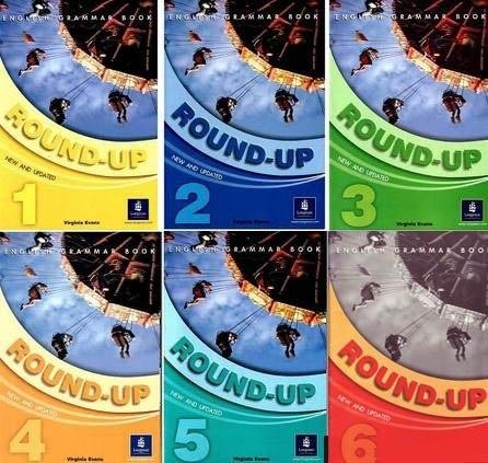 كورس تعليم الإنجليزية للأطفال | Longman - New Round-Up