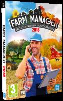 لعبة المزرعة   Farm Manager 2018