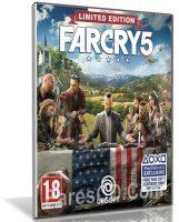 لعبة فار كراى 2018 | Far Cry 5