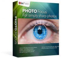 برنامج تحسين جودة الصور | InPixio Photo Focus 3.7.6646