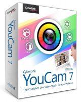 برنامج إدارة كاميرا الويب بإحترافية | CyberLink YouCam Deluxe 7.0.4023.0