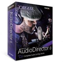برنامج الهندسة الصوتية وتحرير الصوت | CyberLink AudioDirector Ultra 8.0.2817.0