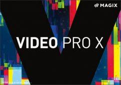 برنامج مونتاج وتحرير الفيديو 2018 | MAGIX Video Pro X10 16.0.1.236