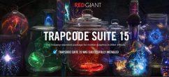 فلاتر ترابكود كاملة | Red Giant Trapcode Suite 15.0.0