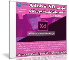 كورس Adobe XD لتصميم وجهات التطبيقات للجوال و المواقع | فيديو بالعربى من يوديمى
