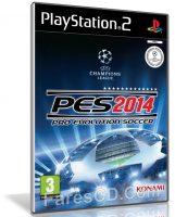 لعبة بيس 2014 لأجهزة البلايستيشن 2 | Pro Evolution Soccer 2014 Ps2