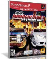 لعبة سباق السيارات   Midnight Club 3 DUB Edition Remix Ps2   لأجهزة بلايستيشن 2
