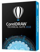برنامج التصميم الشامل | CorelDRAW Technical Suite 2018 v20.1.0.707