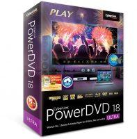 عملاق تشغيل اسطوانات ال دى فى دى | CyberLink PowerDVD Ultra 18.0.1815.62