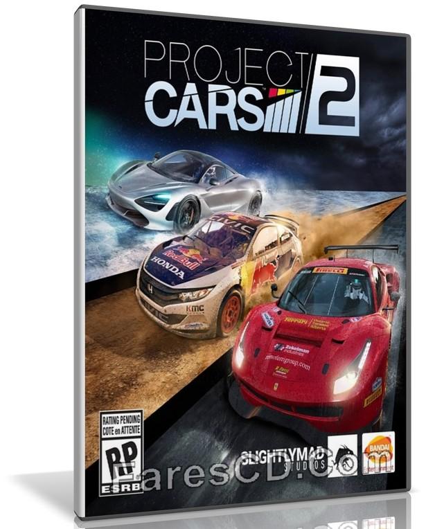 لعبة سباق السيارات 2018 | Project CARS 2 Spirit of Le Mans