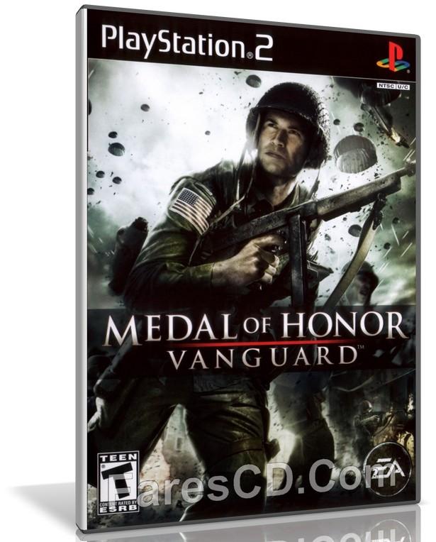 لعبة | Medal of Honor - Vanguard | محولة للكومبيوتر