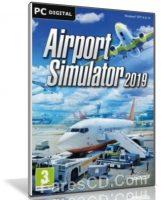 لعبة محاكاة إدارة المطارات | Airport Simulator 2019
