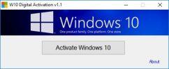 أداة تفعيل ويندوز 10 | Windows 10 Digital Activation Program 1.3.5