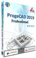 أقوى منافس لبرنامج أوتوكاد | progeCAD 2019 Professional 19.0.8.16