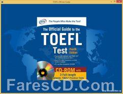 اسطوانة الدليل الرسمى لإختبار التويفل | Toefl Official Guide