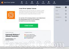 برنامج أفاست لتحديث التعريفات 2018   Avast Driver Updater 2.3.3