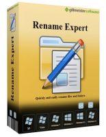 برنامج إعادة تسمية الملفات والمجلدات | Gillmeister Rename Expert 5.17.1