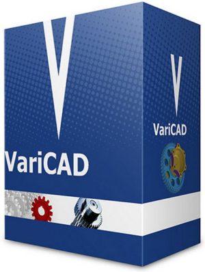 برنامج التصميم الهندسى | VariCAD 2021 1.02