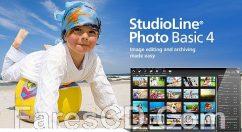 برنامج التعديل على الصور والكتابة عليها | StudioLine Photo Basic 4.2.40