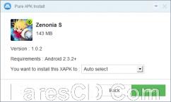 برنامج تثبيت تطبيقات أندرويد من الكومبيوتر | Pure APK Install 1.4.0583