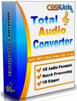 برنامج تحويل الملفات الصوتية | CoolUtils Total Audio Converter 5.3.0.196
