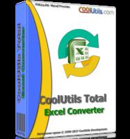 برنامج تحويل ملفات إكسيل   Coolutils Total Excel Converter 5.1.0.263