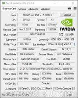برنامج عرض معلومات تفصيلية عن كارت الفيجا | GPU-Z 2.12.0
