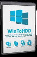 برنامج نسخ وتثبيت الويندوز بدون اسطوانة أو فلاشة | WinToHDD Enterprise 3.0