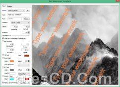 برنامج وضع الحقوق على الصور | Star Watermark Professional 1.2.3