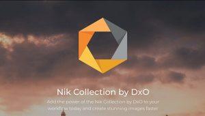 تجميعة الفلاتر الرائعة | Nik Collection by DxO 4.0.7.0