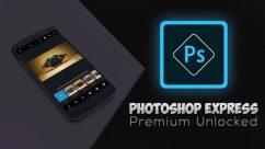 تطبيق الفوتوشوب للأندرويد | Adobe Photoshop Express For Android v4.4.494 Premium