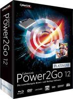 عملاق حرق ونسخ الملفات | CyberLink Power2Go Platinum 12.0.0621.0