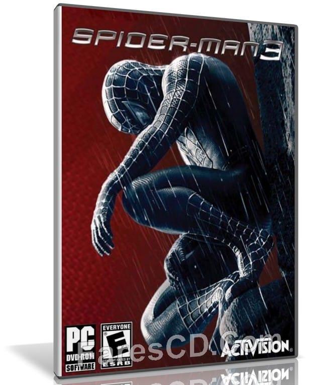 لعبة سبايدر مان | Spider-Man 3 | نسخة مضغوطة Full-Rip