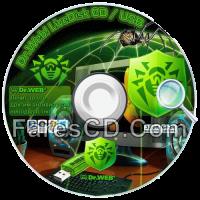 اسطوانة الانقاذ وإزالة الفيروسات |  Dr.Web LiveDisk CD & USB v9.0.0