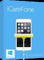 برنامج إدارة بيانات الايفون | Tenorshare iCareFone 5.2.1.8