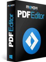 برنامج إنشاء وتحرير ملفات بى دى إف | Movavi PDF Editor 1.6.0