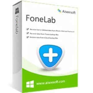 برنامج استعادة الملفات من الايفون | Aiseesoft FoneLab iPhone Data Recovery 10.3.22