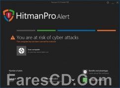 برنامج الحماية من مخاطر الإنترنت | HitmanPro.Alert v3.7.9 Build 765 RC 2