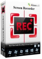 برنامج تسجيل شاشة الكومبيوتر بالفيديو | Aiseesoft Screen Recorder 2.1.8