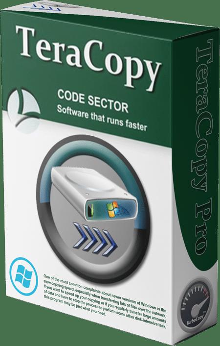 برنامج تسريع نسخ الملفات على الويندوز | TeraCopy Pro