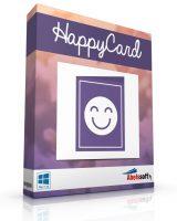 برنامج تصميم بطاقات التهنئة والدعوة | Abelssoft HappyCard 2019.3.2 Build 7