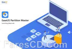 برنامج تقسيم الهارديسك 2019 | EaseUS Partition Master 13.0 Technician Edition