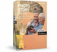 برنامج عمل الألبومات وتحرير الصور | MAGIX Photostory Deluxe 2019 18.1.2.30